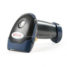 Сканер штрих-кода АТОЛ SB 1101 Plus USB (чёрный) без подставки