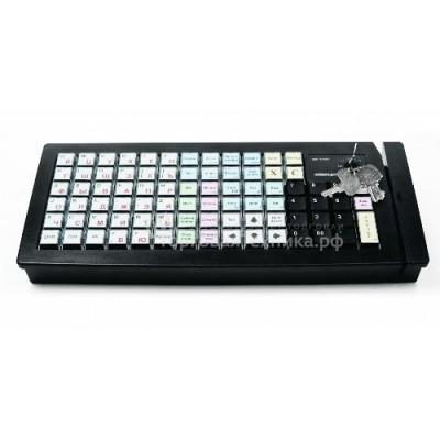 Программируемая клавиатура  Posiflex KB-6600U-B