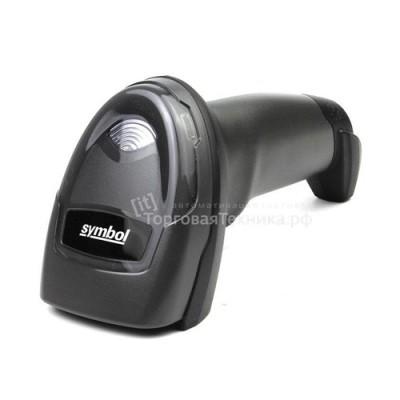 Сканер штрих-кода Motorolla (Symbol) DS 2208, 2D, USB, без подставки (черный)