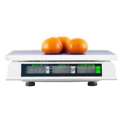 Весы торговые M-ER 326-15.2 с АКБ без стойки LCD