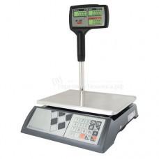 Весы торговые M-ER 327 ACPX-32.5 (со стойкой)
