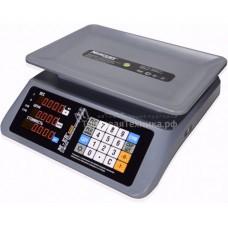 Весы торговые M-ER 320AC - 32.5 MARGO LCD