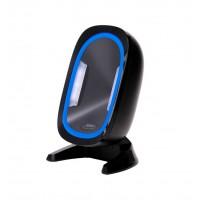 Сканер штрих-кода SPACE Penguin-2D-USB (черный), стационарный