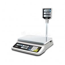 Весы электронные торговые CAS PR-15P (LCD, II) USB