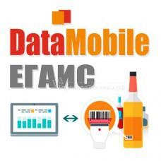 Программное обеспечение DataMobile для ТСД, версия Стандарт Pro+модуль ЕГАИС