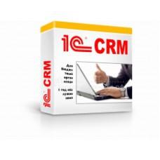 1С:Предприятие 8. Управление торговлей и взаимоотношениями с клиентами (CRM)