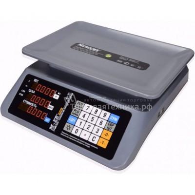 Весы торговые M-ER 320AC - 15.2 MARGO LCD/LED