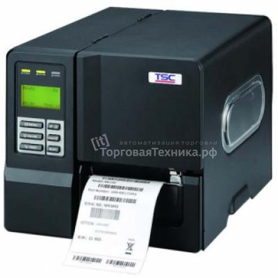 Принтер штрих-кодов  промышленный TSC ME240+LCD SU 99-042A001-50LF